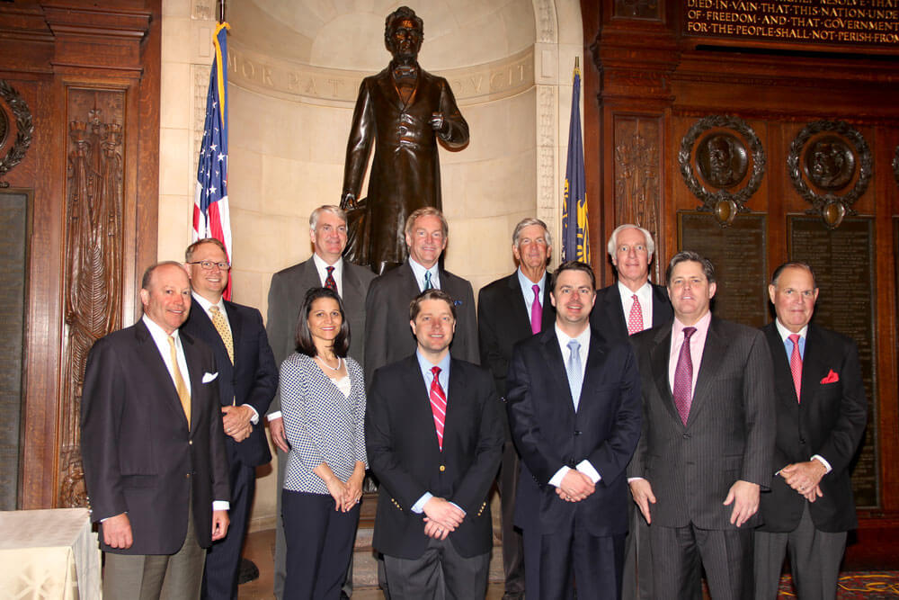 Members of the Private Investment team